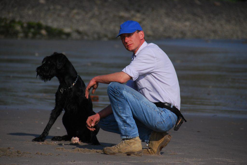 Sascha mit Oskar - Abenteuer Hunde